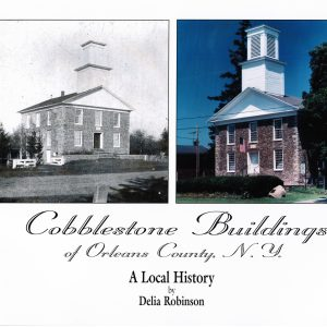 cobblestone buildings of orleans county