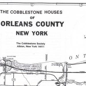 map of orleans cobblestones