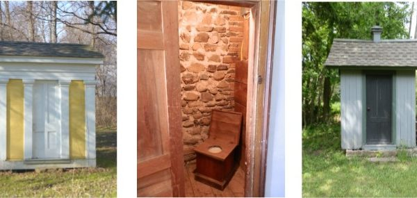 Prime The Cobblestone Museum The Outhouse Tour Number 2 Here We Download Free Architecture Designs Itiscsunscenecom